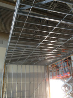 Article Non Structural Steel Framing